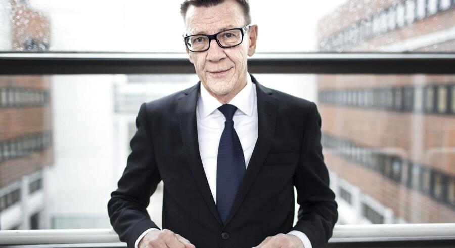 Henrik Heideby adm. direktør i PFA Pension kan ikke blive enig med resten af pensionsbranchen om udregningen af et nyt nøgle tal, som skal gøre det lettere for kunderne at sammenligne afkast.