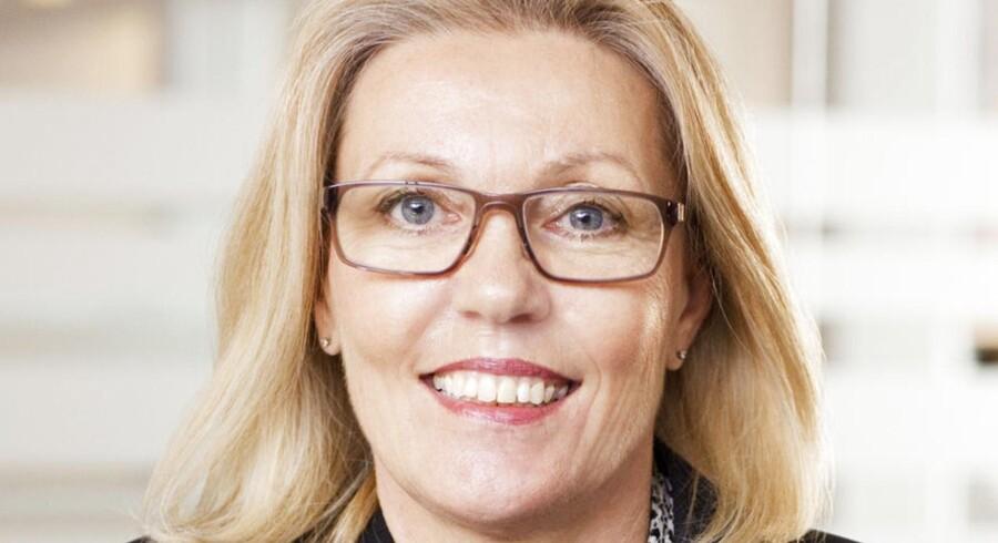 Vibeke Skytte giver gode råd om ledelse og karriere.