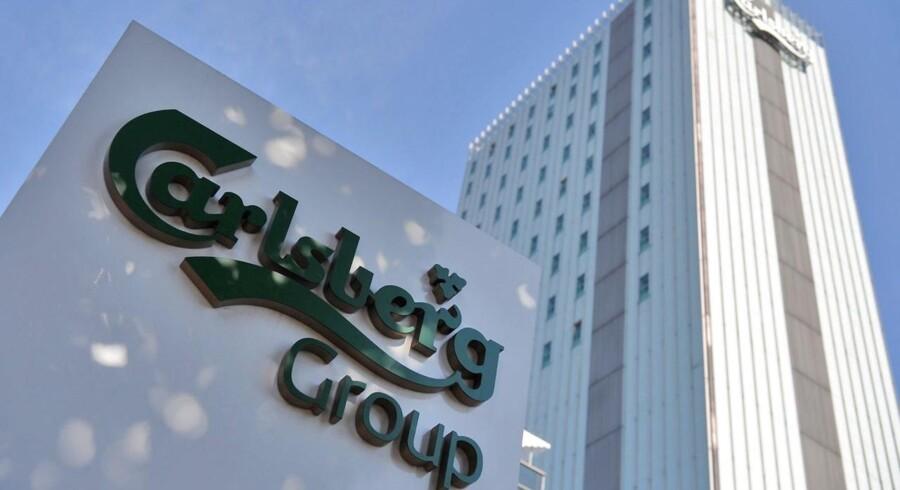 Carlsberg øger med Carlsbergfondets planlagte ændring af fundatsen sin opkøbskapacitet med næsten 100 mia. kr.