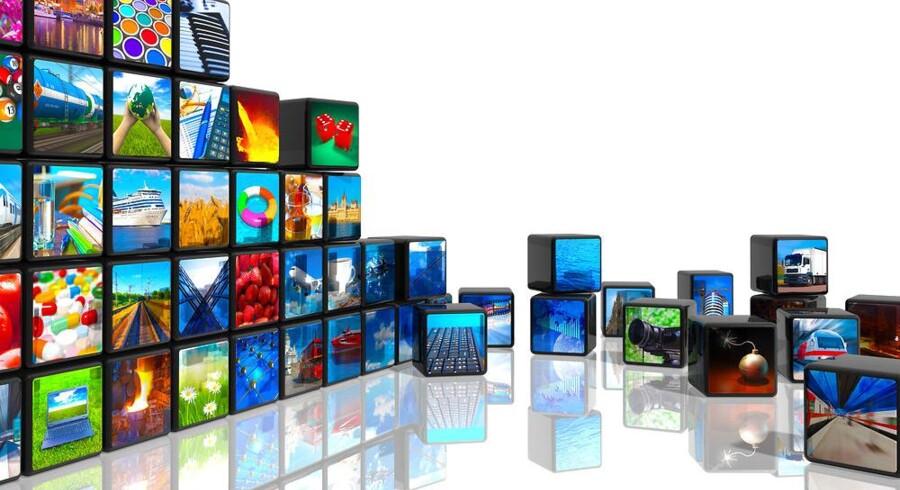 TV-kanalpakketyranniet skal slutte nu, mener regeringen, som vil gøre det muligt at købe de kanaler, man ønsker. Foto: Iris/Scanpix