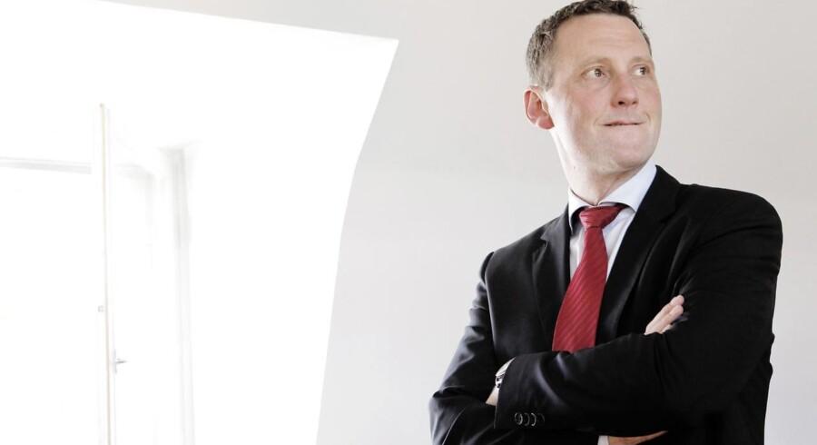 Handels- og europaminister Nick Hækkerup (S).