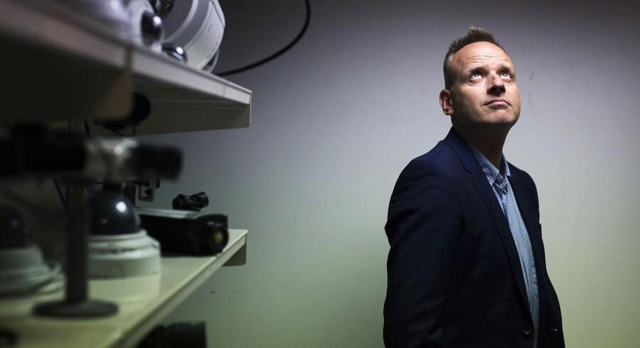 Milestone Systems' adm. direktør Lars Thingaard.