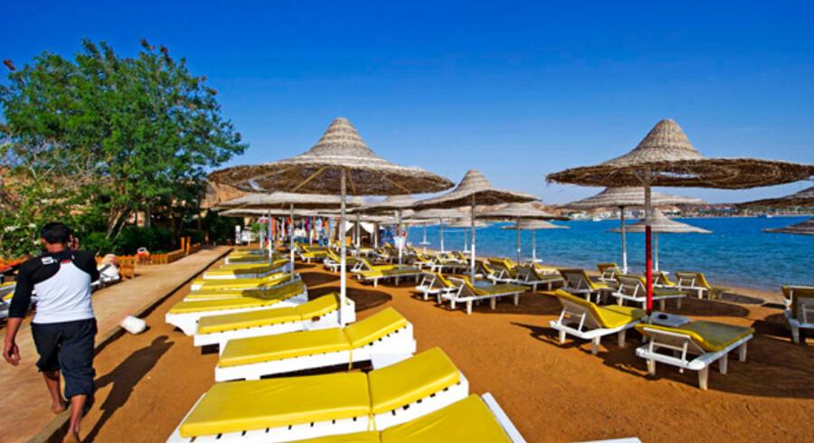 Atlantis Rejser er efter alt at dømme klar til at sende turister til de egyptiske feriedestinationer om 12 dage.