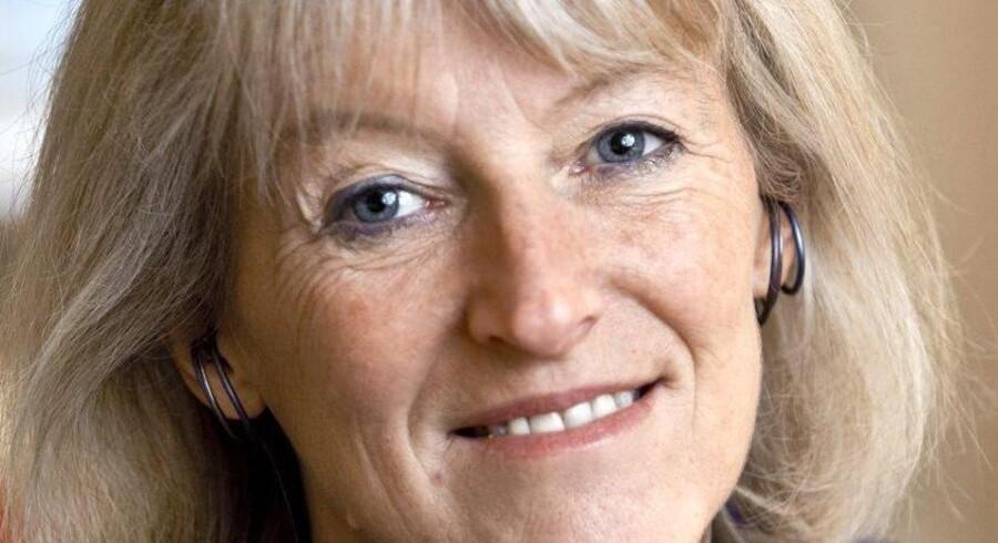 Linda Nielsen kritiseres for sin rolle som formand for Allerfonden, der ejer moderselskabet bag Se & Hør, samtidig med at hun er formand for Det Kriminalpræventive Råd. Arkivfoto: Lars Bahl