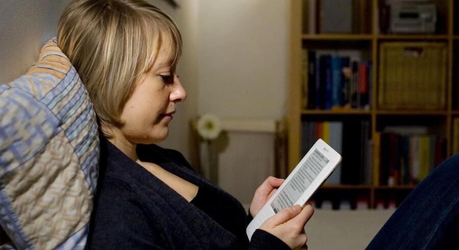 Nu behøver du ikke gå på biblioteket for at låne bøger. Knapt 1.500 digitaliserede bøger er til gratis hjemlån på din tablet, smartphone eller computer.