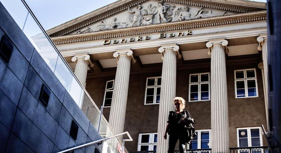Danske Banks hovedsæde