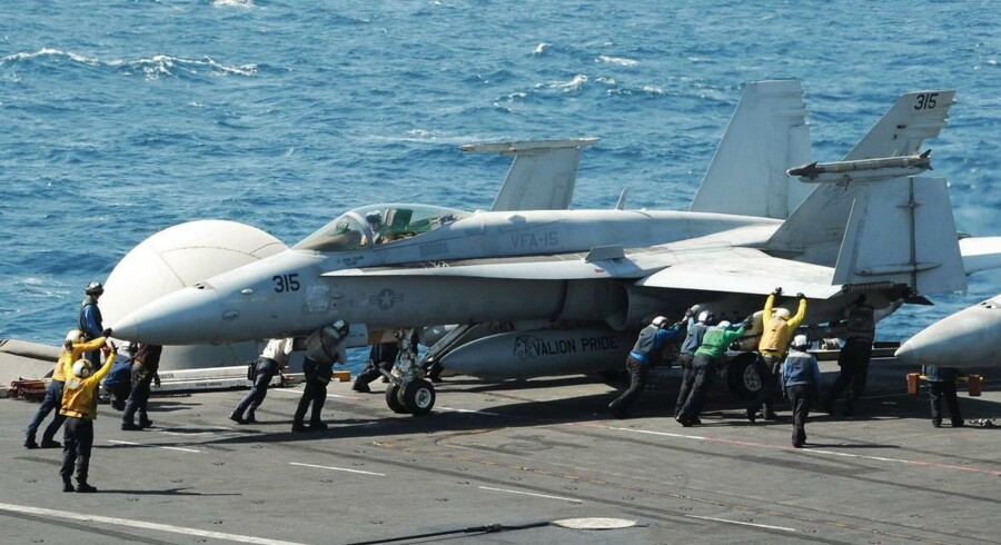 Der er både humanitære og militærstrategiske årsager til, at USA ikke længere kunne holde sig ude af Irak, mener lektor ved Center for Amerikanske Studier på Syddansk Universitet Niels Bjerre-Poulsen.