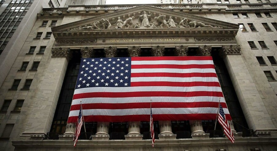 Den amerikanske økonomi voksede med 2,3 pct. i andet kvartal i forhold til første kvartal opgjort i annualiserede tal.