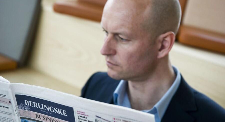 Det strategiske review for Berlingske Media afsluttes nu.