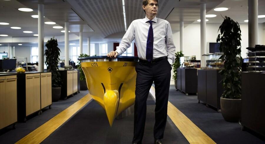 Administrerende direktør Jan Kastrup-Nielsen siger i forbindelse med de store nedskrivninger, at rederiet overholder alle aftaler med bankerne.