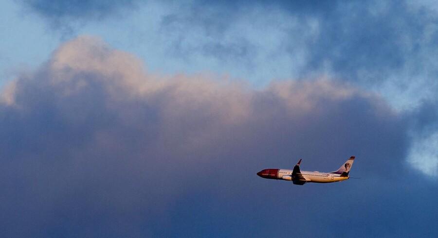 Dreamliner er igen skurken i Norwegians første kvartalsregnskab i 2014.
