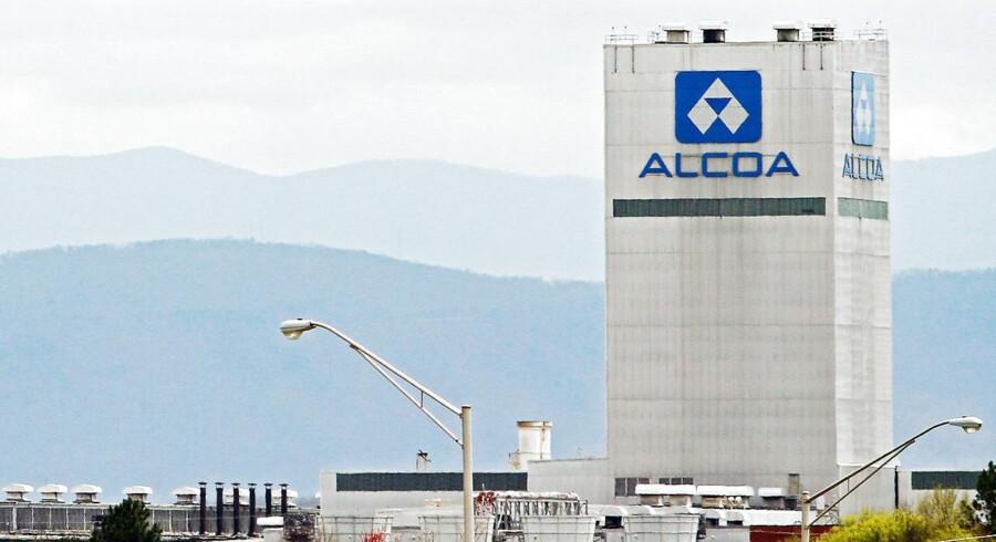 Aluminiumsselskabet Alcoa gentog første kvartalsprognosen om en stigning i den globale efterspørgsel efter aluminium på 5 pct. i 2016.