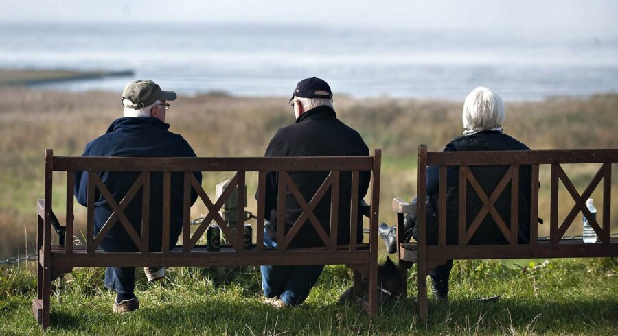 I stedet for at betale rørige seniorer for at forlade arbejdsmarkedet, bør vi belønne dem, der gerne vil blive, anbefaler vismændene.
