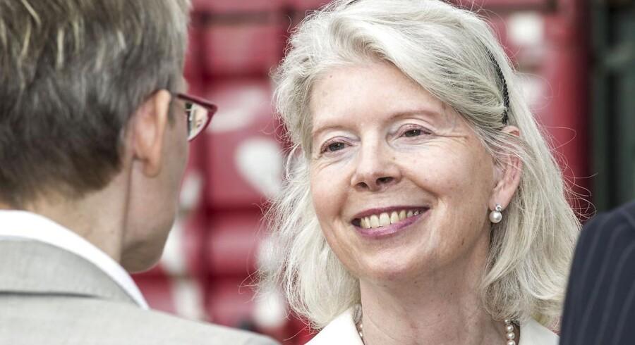 A.P. Møller og Hustru Chastine Mc-Kinney Møllers Fond for Almene Formaal kom ud af 2013 med et resultat, der var omkring en milliard kroner dårligere end året før. Imens vokser egenkapitalen med tre milliarder. Som overhoved for familien er Ane Mærsk Mc-Kinney Uggla formand for Almenfonden.