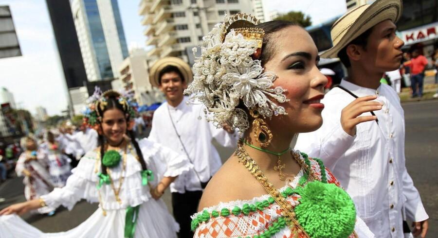 Det vil ikke længere være muligt at skjule indkomster og formuer for Skat i Panama.