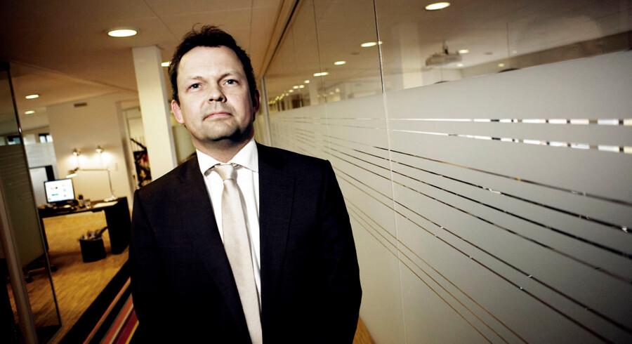 Finanstilsynet direktør Ulrik Nødgaard.