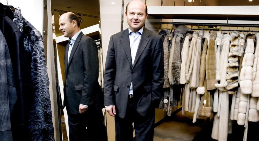 Administrerende direktør hos Birger Christensen