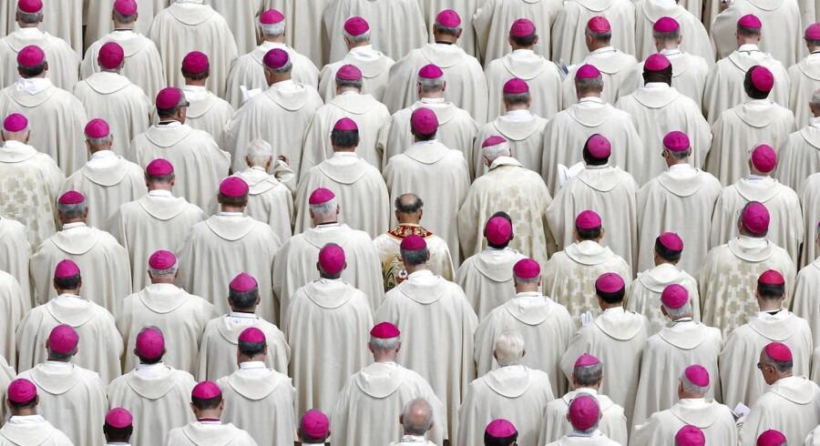 Hele den katolske verden fulgte historisk ceremoni på Peterspladsen i Vatikanet, hvor to paver Johannes Paul d. 2 og Johannes d. 23. blev helgenkåret. Ca en halv millioner deltog i ceremonien heriblandt mange statsoverhoveder.