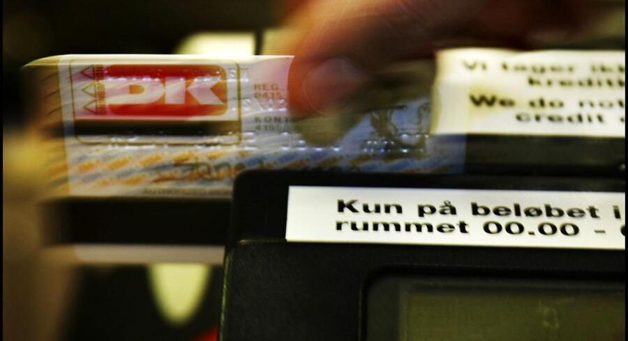 Nets formidler blandt andet penge via dankortsystemet.