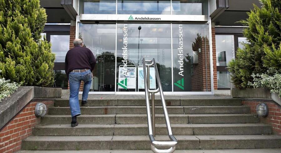 Af regnskaberne for Danske Andelskassers Bank fremgår det, at to tidligere direktører har opnået pensionsaftaler, der ikke længere er normen i banksektoren.