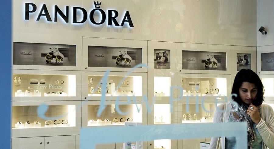 Pandora er blevet tiltalt for at være for sent ude med nedjustering.