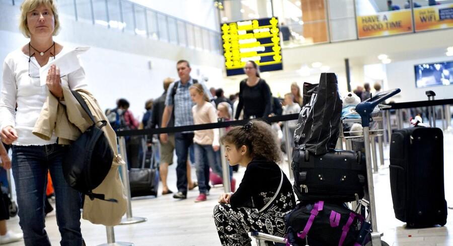 Danske flypassagerer skal være glade for, at SAS ser ud til at overleve. Det mener Københavns Lufthavne.