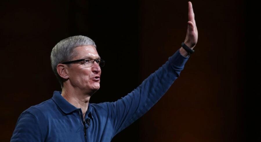 Den næste lancering fra Apple-chefen Tim Cook kan meget vel blive et ur med funktioner kendt fra smartphones.