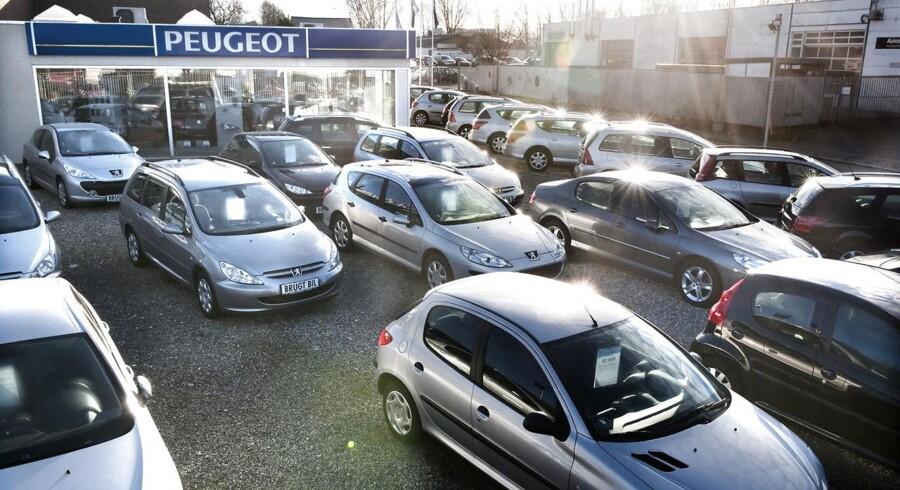 Flere danskere har det seneste år søgt mod de danske bilforhandlere og investeret i en ny bil.