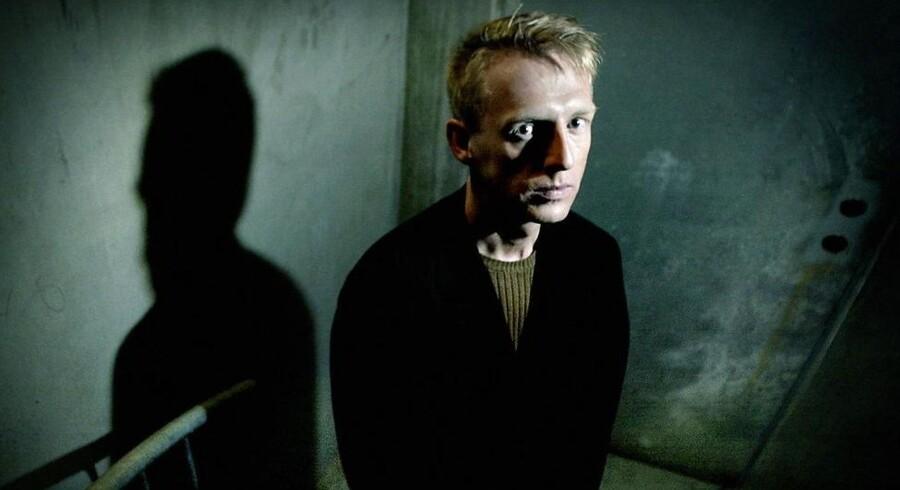 Psykiater Henrik Day Poulsen.
