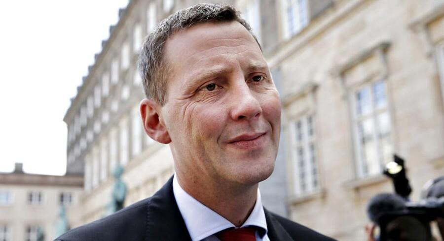 Nick Hækkerup bliver ny minister for investerings- , handels- og Europaministerierne