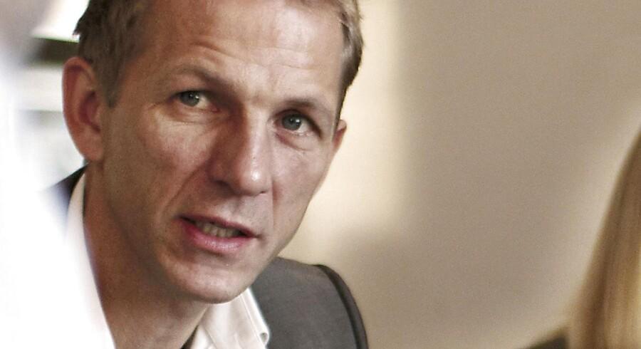 Anders Krab-Johansen, chefredaktør på Børsen, bekræfter, at der skal findes luft i lønbudgettet på avisen.