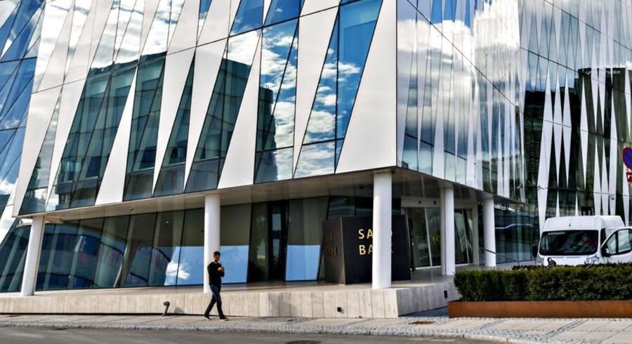 """Nordicom skiftede i april rådgiver og indgik et samarbejde med Saxo Privatbank for at styrke kapitalgrundlaget og finde en løsning på, hvad Nordicom selv betegner som en """"vanskelig finansiel situation."""""""