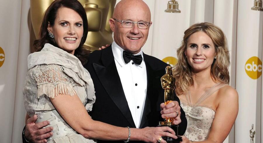 Hvem var Oscarvinderen der døde, så hans familie måtte modtage prisen på hans vegne?