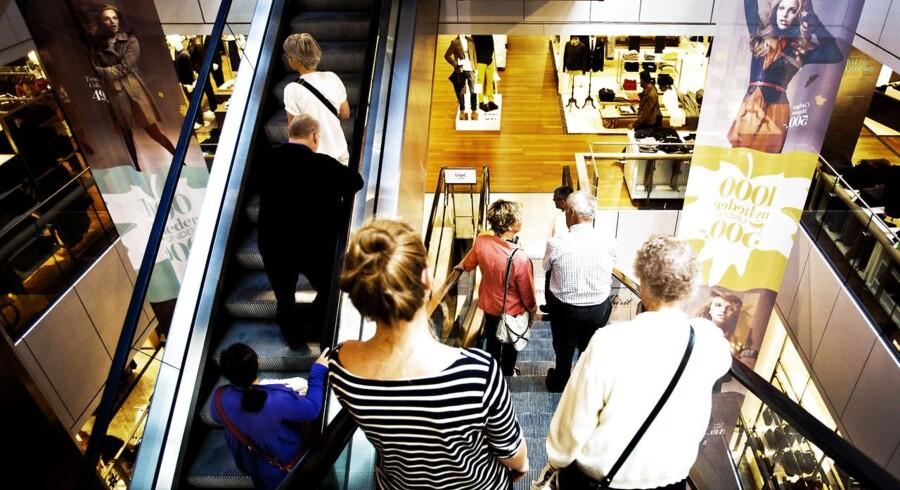 Trods efterlønsmilliarderne er der endnu ikke kommet gang i forbruget.