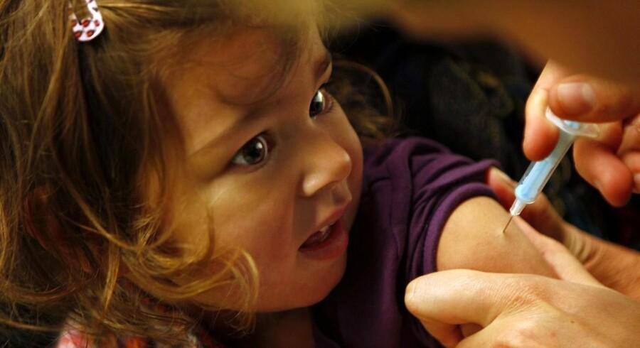 Mange forældre har takket nej til MFR-vaccinen, og det betyder, at der nu er fare for en regulær epidemi i Europa.