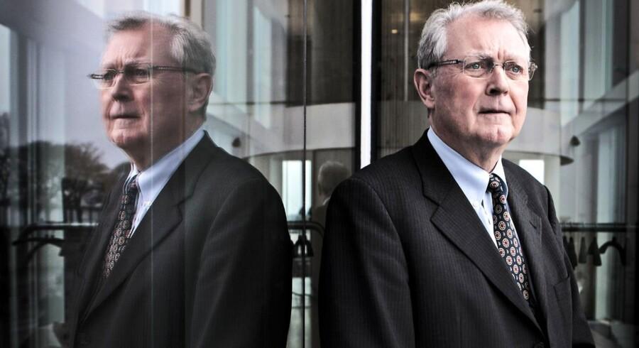 FIH Erhvervsbanks bestyrelsesformand Hans Skov Christensen advarer om tilfrysning af lånemarkedet uden nye statsgarantier til bankerne.