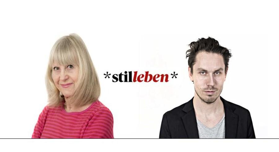 Lotte Freddie og Kristoffer Zøllner.