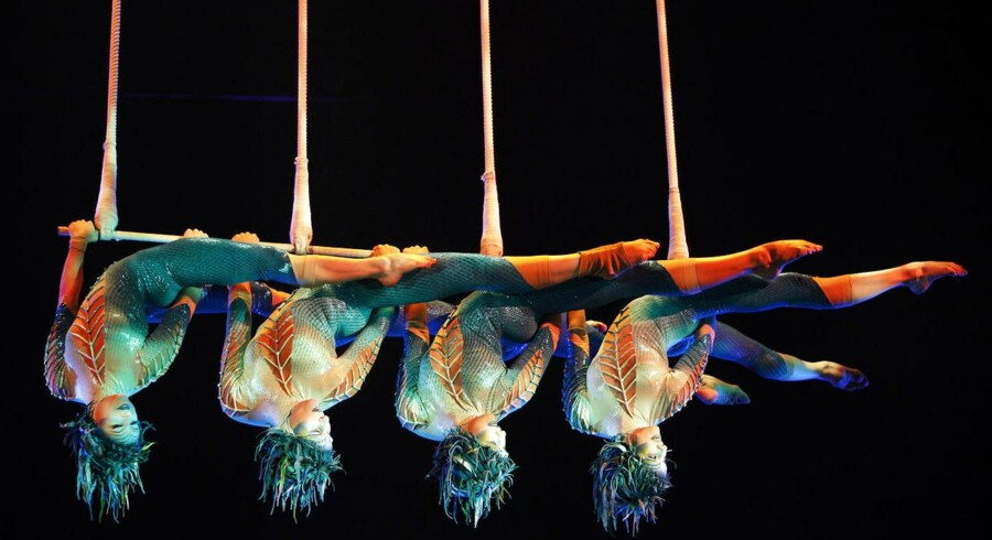 Verdens mest spektakulære cirkusCirque du Soleil, solgt til kapitalfond