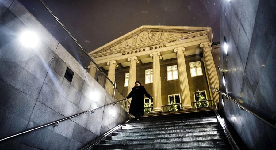 »Som bankkunde behøver man kun at være nervøs, hvis man har noget at skjule,« siger professor Jan Pedersen om, at banker kan tvinges til at afgive oplysninger til myndighederne.