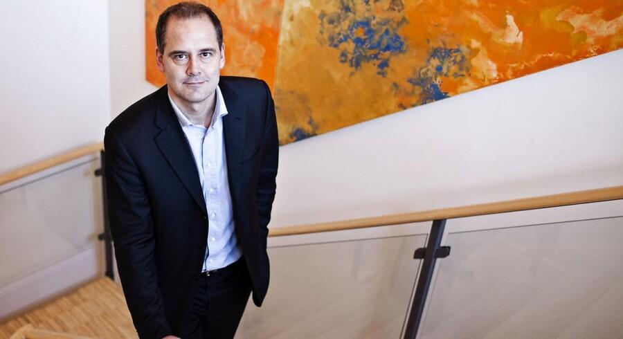 Henrik Gade Jepsen, fondsdirektør i ATP, er blevet kåret som verdens mest indflydelsesrige fondsdirektør.
