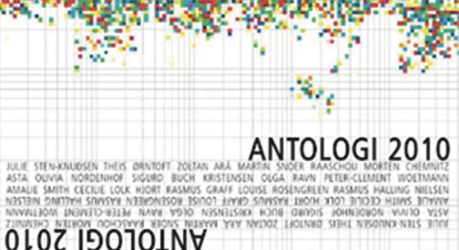 I bl.a. »Antologi 2010« skriver de yngre kvinder om krop, køn og seksualitet på en næsten aggressiv måde.
