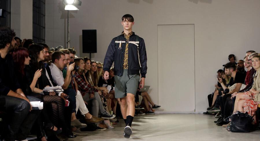 Copenhagen Fashion Week - Wood Wood torsdag den 9. august