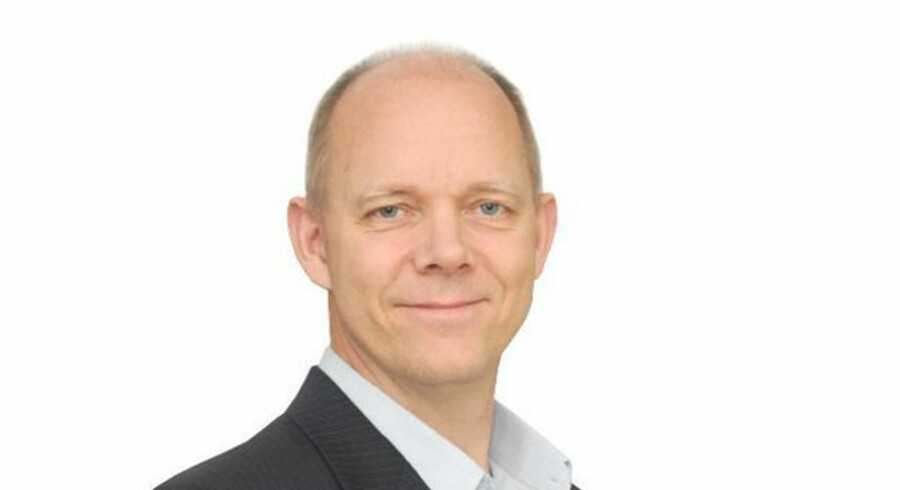 Morten Korsaa, Partner, Whitebox