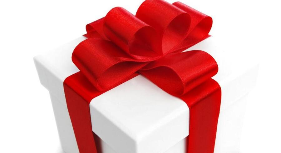 Gaven til datteren er først givet, hun har fået besked om det - det er ikke nok selv at beholde et dokument om gaven.