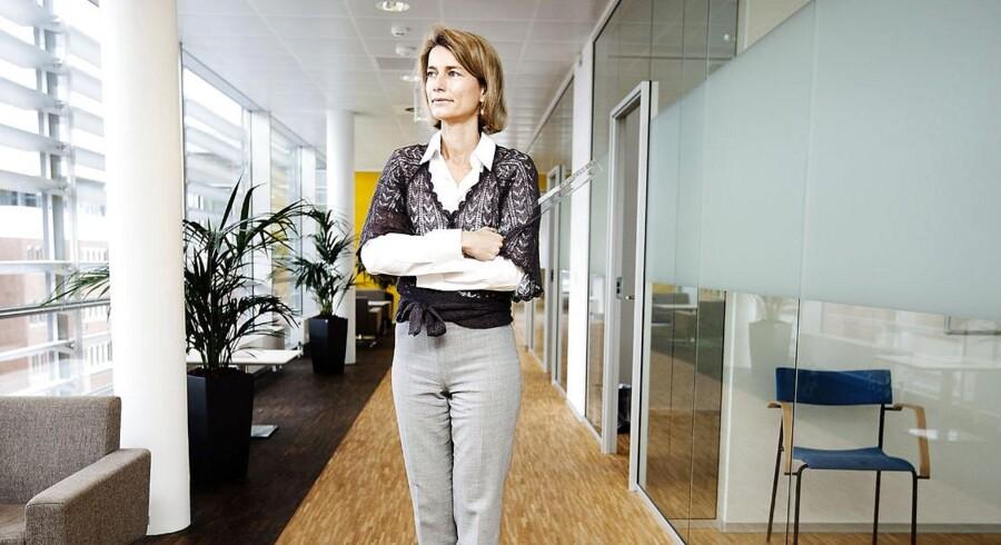 Den kommende adm. direktør i KMD, Eva Berneke, har gjort op med det tradiitionelle billede af hvad en god mor er.