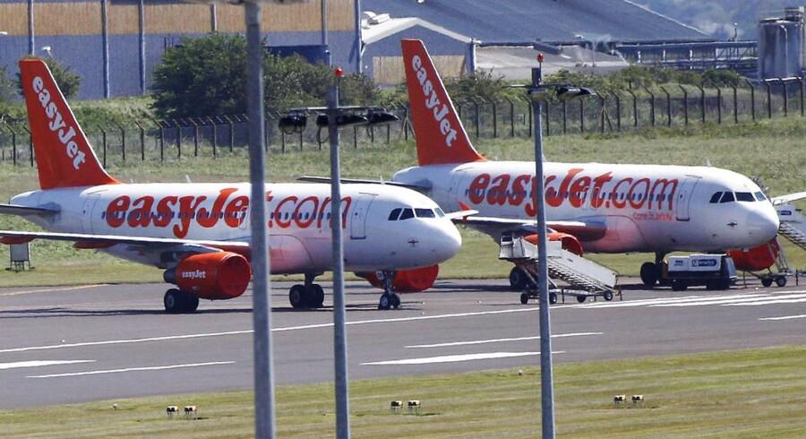 Easyjet er blandt de selskaber, der er berygtede for en række gebyrer for passagererne.