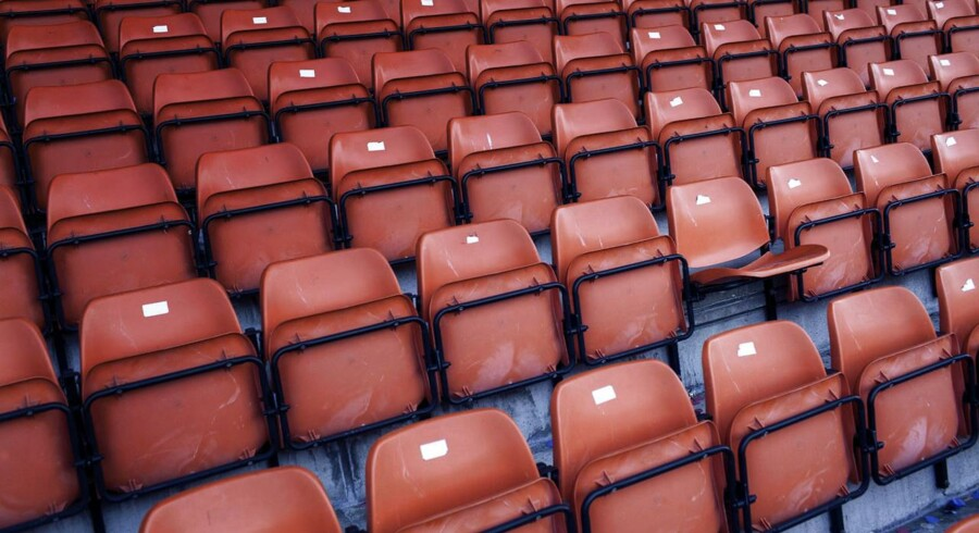 Boldklubben Frem 30. september 2014- - Se RB 4/10 2014 22.36. Endnu en dansk matchfixingsag er under opsejling. Tre spillere har forsøgt at få Frem til at tabe med to mål. (Foto: David Leth Williams/Scanpix 2014)