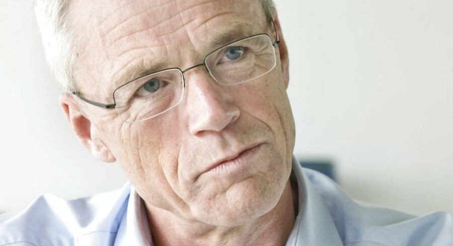 Dongs tidligere topchef Anders Eldrup planlægger ifølge Børsen et modangreb på bestyrelsesformand Fritz Schur.