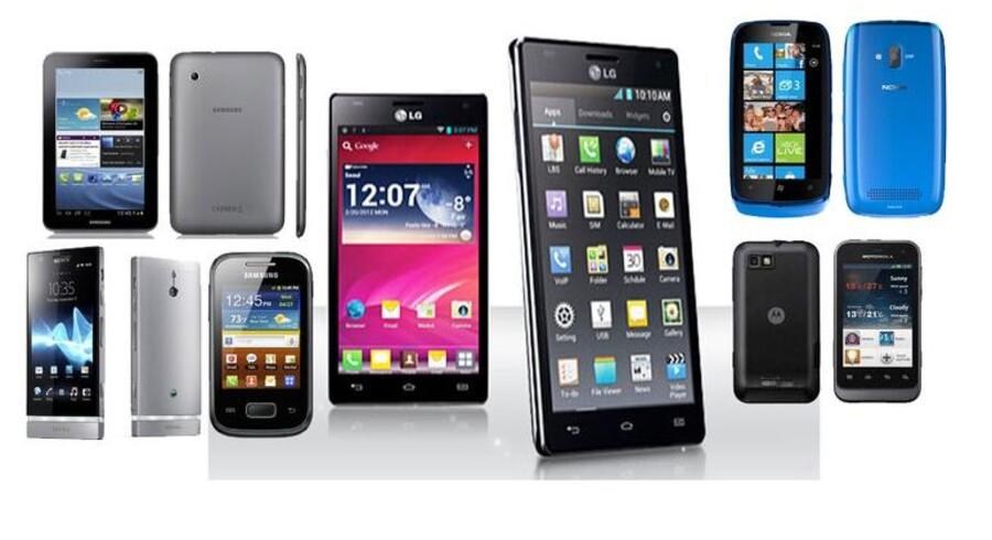 Samsung og Sony sender en række mobile enheder på markedet i maj måned. Også LG er klar med en ny stor lancering, mens Nokia og Motorola heller ikke har holdt sig tilbage.