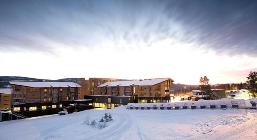 Hotel Radisson Blu Resort emmer af luksus og overskud fra det sekund du træder ind af døren.